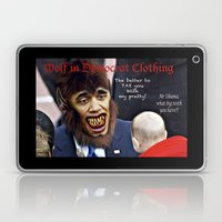 Wolf In Democrat Clothin… Laptop & iPad Skin