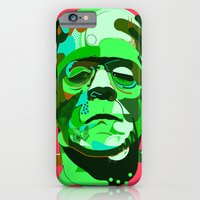 iPhone & iPod Case featuring Frank. by Huxley Chin