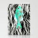 Fish on Fur V Stationery Cards