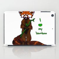 I Love My Bamboo (tablet… iPad Case