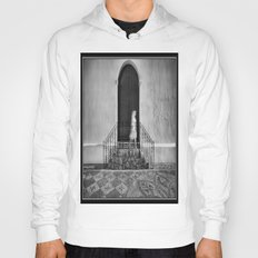 The Ghost Walking Past The Church Hoody