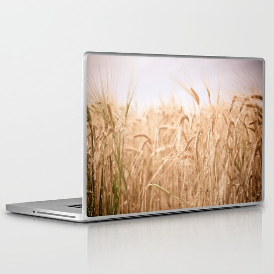 Golden Summer Laptop & iPad Skin