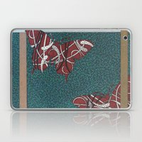 Twisted Butterflies Laptop & iPad Skin
