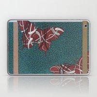 Twisted Butterflies Laptop & iPad Skin