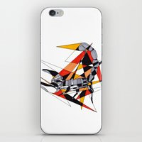 How do I know why I'm alive? iPhone & iPod Skin
