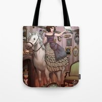 The Victorian Room Tote Bag