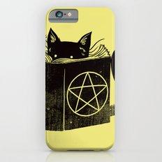 Witchcraft Cat iPhone 6 Slim Case