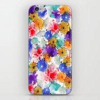 Printed Silk Exotic Gard… iPhone & iPod Skin