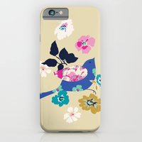 Birds and Blooms 2 iPhone 6 Slim Case