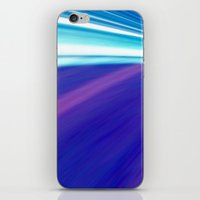 Between The Sea And The Sky iPhone & iPod Skin