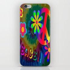 Peace !!! iPhone & iPod Skin