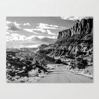 Capitol Reef National Park, Utah Canvas Print