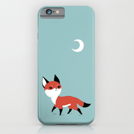 Moon Fox iPhone & iPod Case
