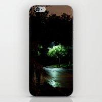 Green Tree iPhone & iPod Skin