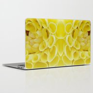Yellow Blossom Laptop & iPad Skin