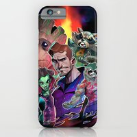 Guardians Of The Galaxy iPhone 6 Slim Case