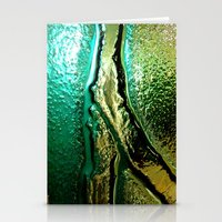 Microscopic part 1 Stationery Cards