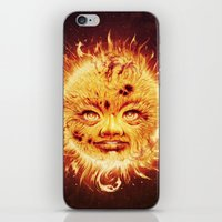 The Sun (Young Star) iPhone & iPod Skin
