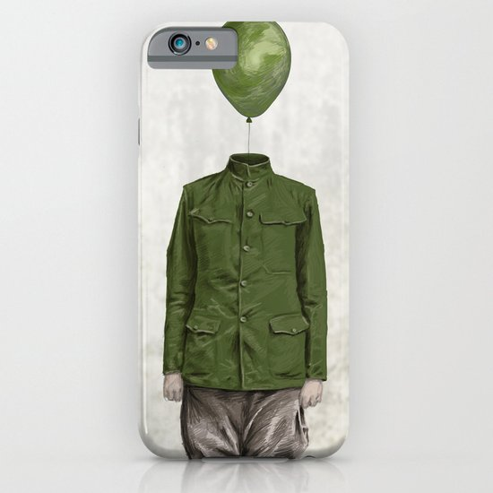 The Soldier - #3 iPhone & iPod Case