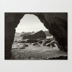 Naturally Framed Canvas Print