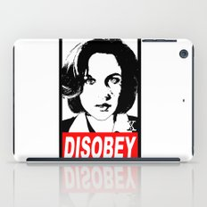 Disobey Scully iPad Case