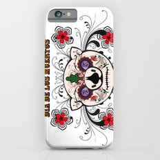 Berto: Dia de los muertos (Day of the dead) iPhone 6s Slim Case