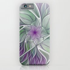 Flower Dream, Abstract Fractal Art Slim Case iPhone 6s