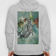 Wonderful dark mermaid  Hoody