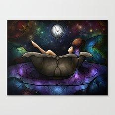 Worldz Away Canvas Print