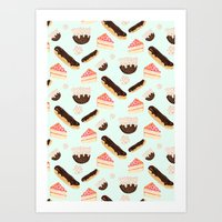 Sweet Things Art Print
