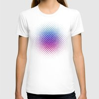 glitter T-shirts featuring Glitter Ombre by Berberism