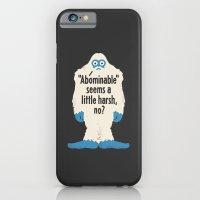 Not Cool iPhone 6 Slim Case