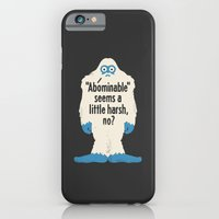 Not Cool iPhone 6 Slim Case