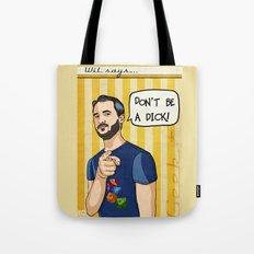 Wil says... Tote Bag