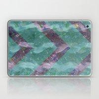 Klimt in Sea Foam Laptop & iPad Skin