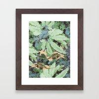 The Lizard Lounge Framed Art Print