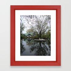 Still Framed Art Print