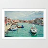 Murano II Art Print