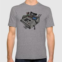 Pimped MPC Mens Fitted Tee Athletic Grey SMALL