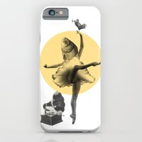 Ballerina Fish iPhone 6 Slim Case
