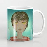 A boy Mug