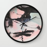 TWO  Wall Clock