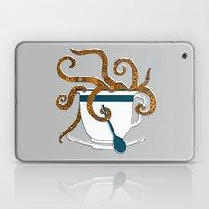 Octopus in a Teacup Laptop & iPad Skin