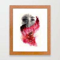 Amnesiac  Framed Art Print