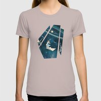 My Favourite Swing Ride Womens Fitted Tee Cinder SMALL