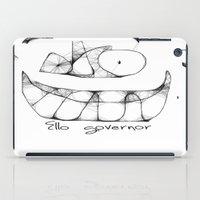 Ello governor iPad Case