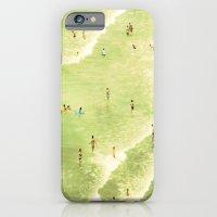 Let's Go Swimming iPhone 6 Slim Case