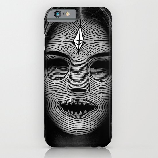 Cosmic Model iPhone & iPod Case