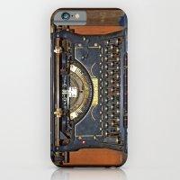 Typewriter2 iPhone 6 Slim Case