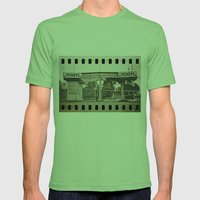 Tickets to the past Mens Fitted Tee Grass SMALL